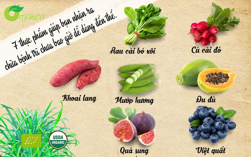 7 thực phẩm chữa bệnh trĩ  cực tốt nên có trong mâm cơm gia đình hàng ngày