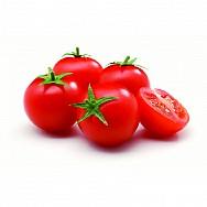 Cà chua bi hồng hữu cơ