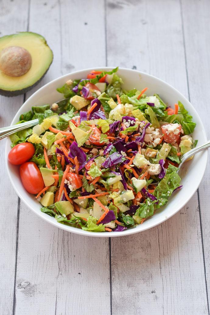 Salad hỗn hợp