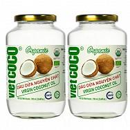 Dầu dừa nguyên chất Vietcoco 700ml