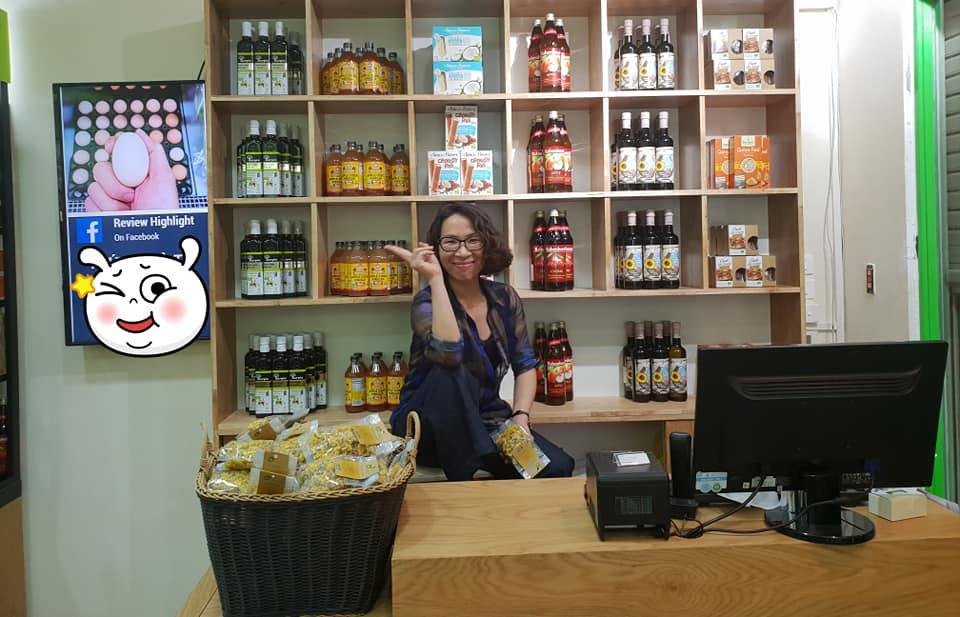 Cửa hàng thực phẩm hữu cơ Organica Hà Nội