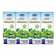Sữa tươi hữu cơ - 180ml
