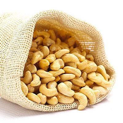 Hạt điều bóc vỏ lụa hữu cơ 1kg