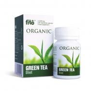 Viên trà xanh hữu cơ