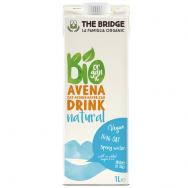 Sữa yến mạch hữu cơ The Bridge 1L