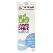Sữa Kiều mạch hữu cơ The Bridge 1L