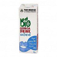 Sữa quinoa hữu cơ The Bridge 1L