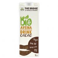 Sữa Yến mạch Cacao hữu cơ 1L