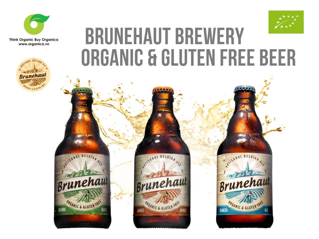 Bia Organic từ Vương quốc Bỉ sẽ sớm có mặt tại Organica