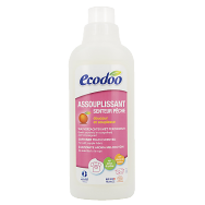 Ecodoo Concentrated Peach Fabric Softener 750ml
