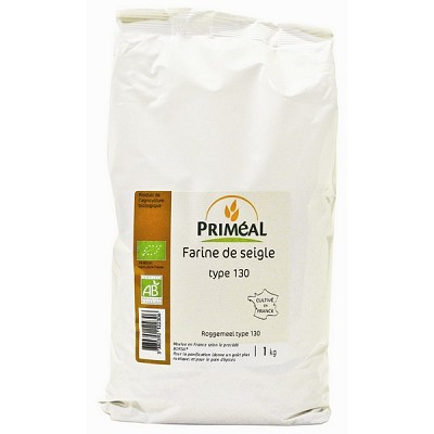 Bột lúa mạch đen hữu cơ T130 1kg