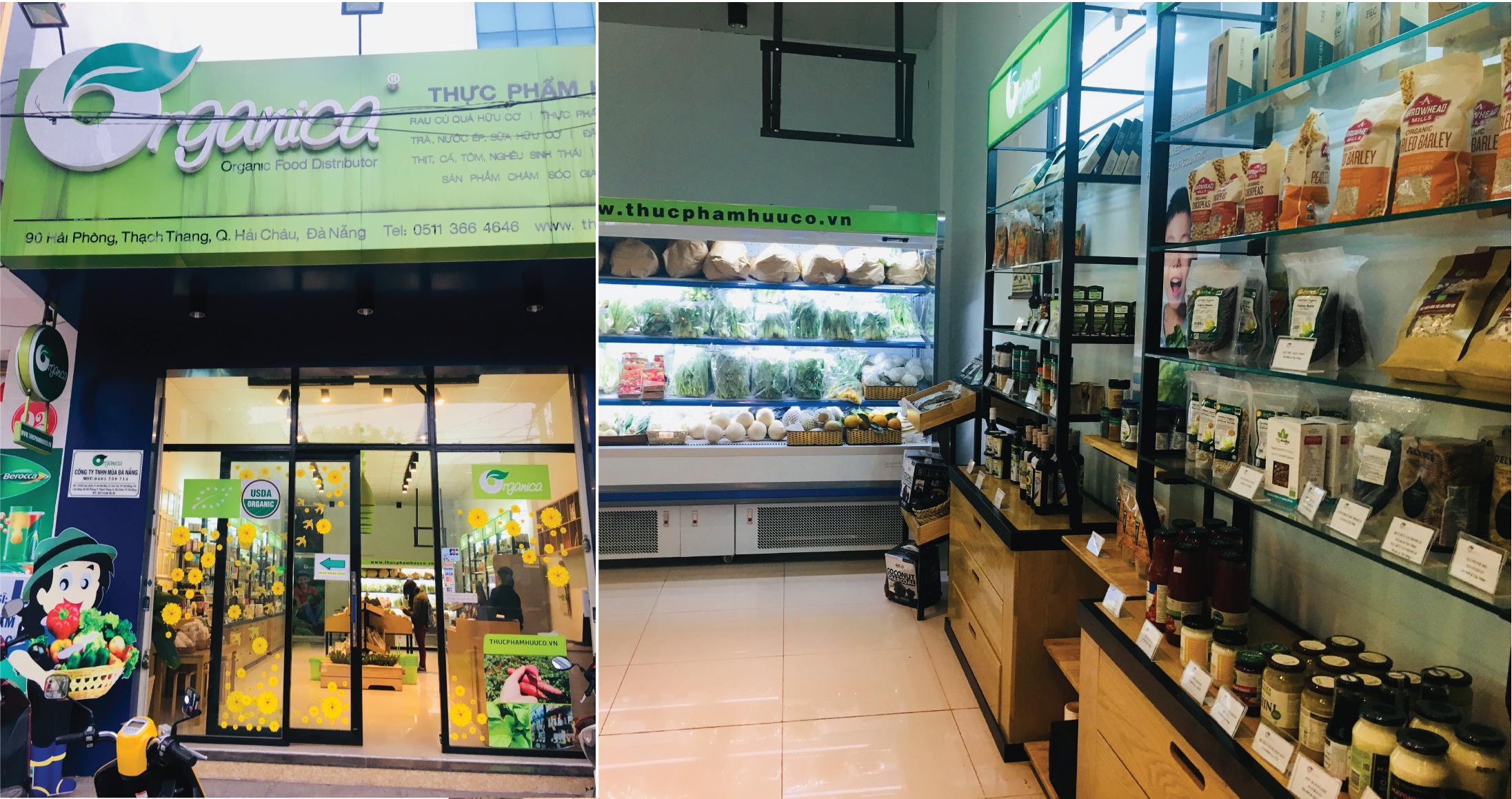 Cửa Hàng Thực Phẩm Hữu Cơ Uy Tín Nhất Tại TP.HCM và Hà Nội
