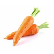 Cà rốt canh tác hữu cơ