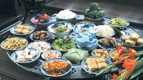Ngày 10: Thực đơn bữa cơm gia đình miền Trung ngon và dân dã
