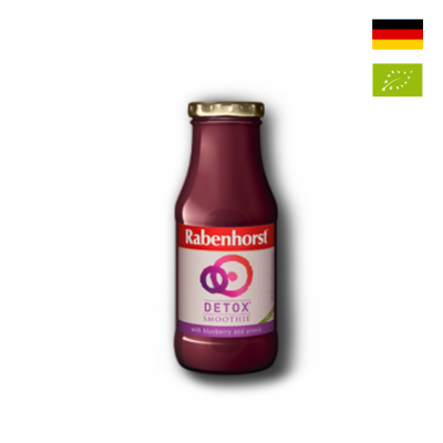 Sinh tố Rabenhorst Detox hữu cơ