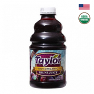 Nước mận hữu cơ Taylor 946gr