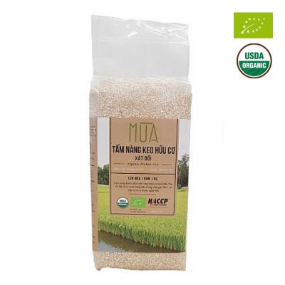 Gạo tấm Nàng Keo hữu cơ Mùa 2kg