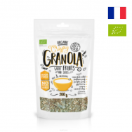 Ngũ cốc Granola hữu cơ Mipama 200g