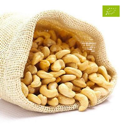 Hạt điều bóc vỏ lụa hữu cơ Organica 1kg