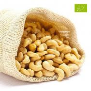 Hạt điều bóc vỏ lụa hữu cơ Organica 350g