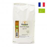 Bột lúa mạch đen hữu cơ T130 PRIMEAL 1kg