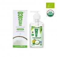 Dầu dừa nguyên chất hữu cơ Vietcoco 250ml