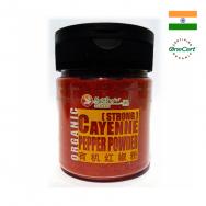 Bột ớt Cayenne hữu cơ Health Paradise 130g