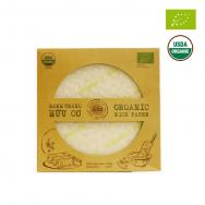 Bánh tráng hữu cơ 16cm -250g
