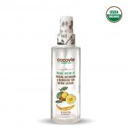 Dầu dừa dưỡng thể hương cam hữu cơ Cocovie 100ml