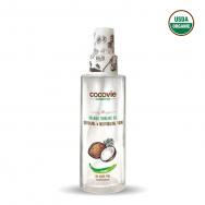 Dầu dừa dưỡng thể tinh khiết hữu cơ Cocovie 100ml