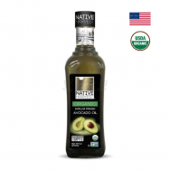 Organic avocado oil Native Harvest 473ml