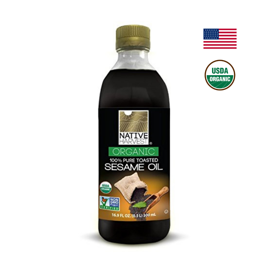 Organic sesame oil Native Harvest 500ml
