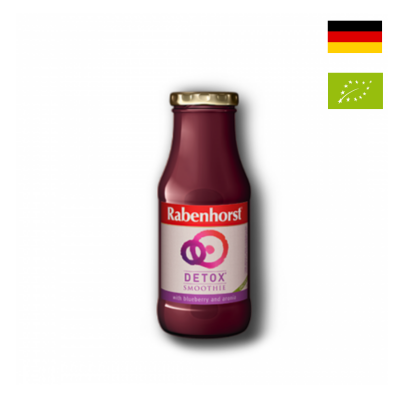 Sinh tố Detox hữu cơ Rabenhorst 240ml