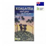 Trà Earl Grey hữu cơ Koala Tea 36g