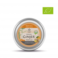 Organic Ginger Orange Pastille