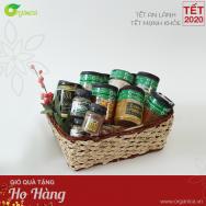 Giỏ quà Tết An Khang