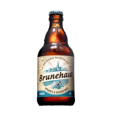 Bia ALE hữu cơ Wit Brunehaut 330ml