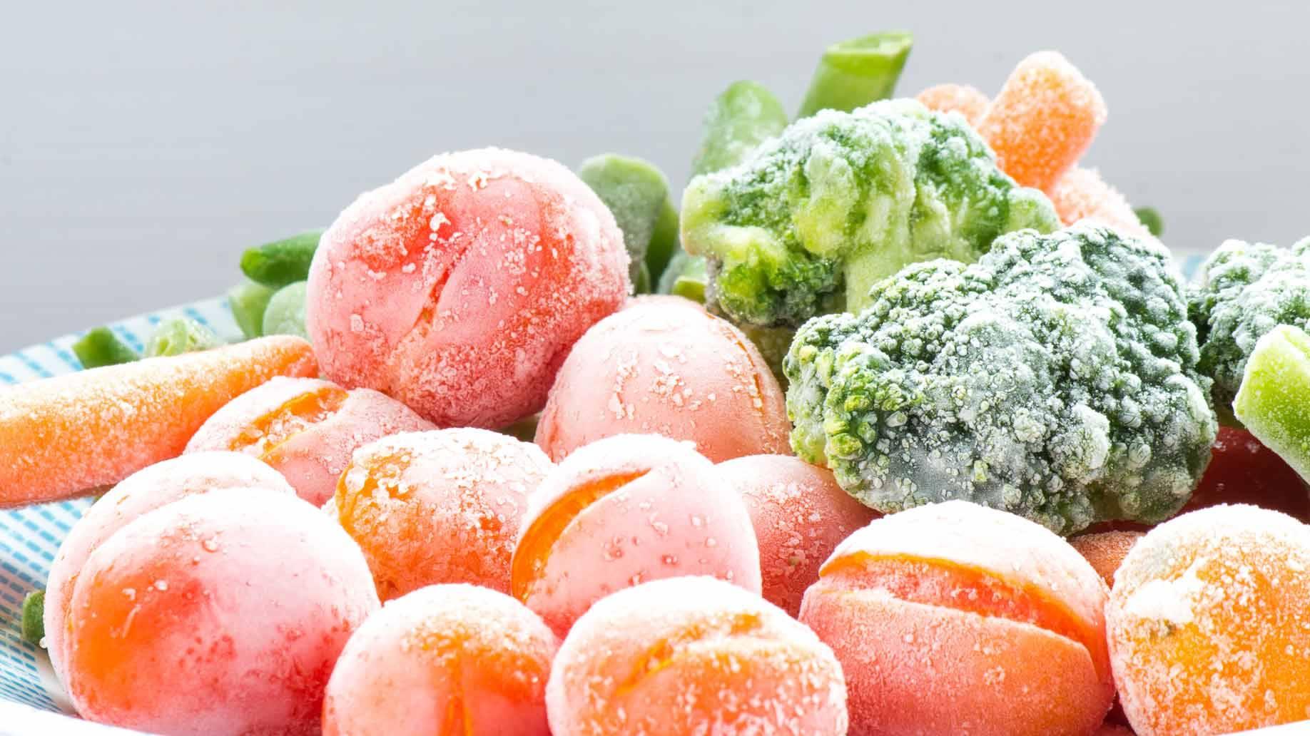9 thực phẩm có thể bảo quản đông lạnh mà không ảnh hưởng nhiều đến chất lượng