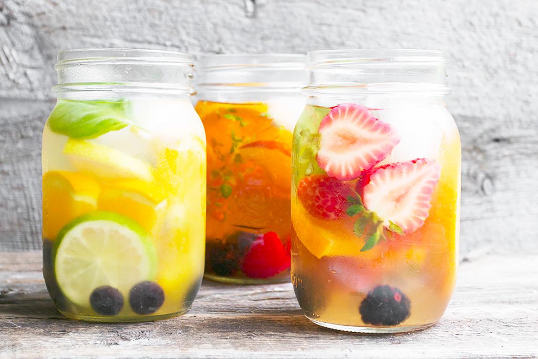 5 công thức ủ trà lạnh giải nhiệt mùa hè