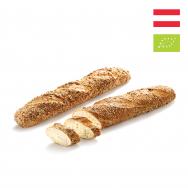 Bánh mì que hạt bí ngô hữu cơ Haubis 280g