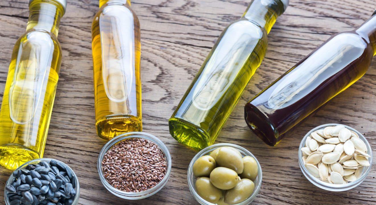 Ghi nhớ 5 loại dầu ăn tốt cho tim mạch