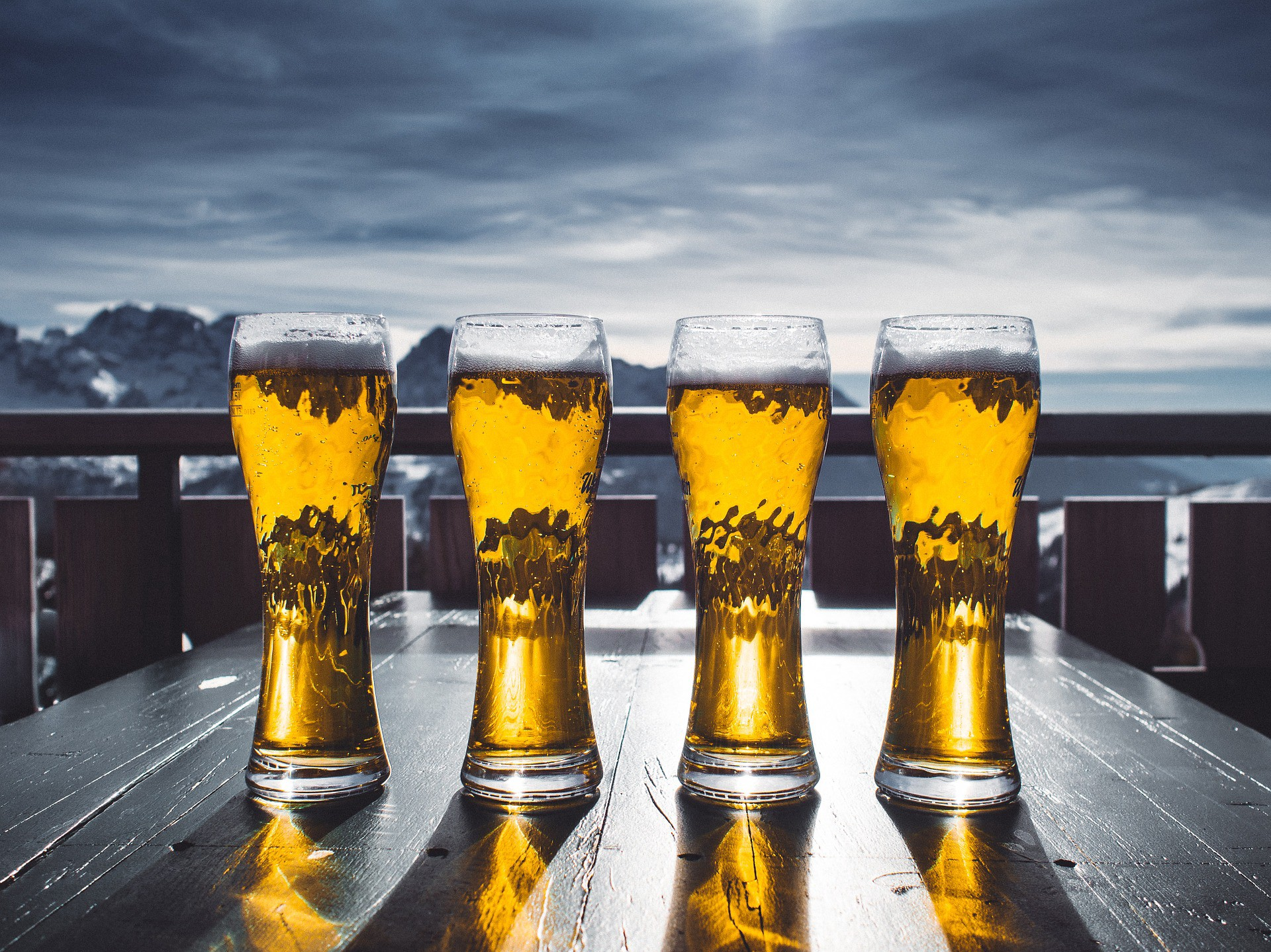 Bia hữu cơ: vừa ngon vừa bổ