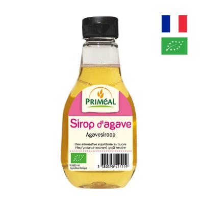 Siro agave hữu cơ Primeal 330g