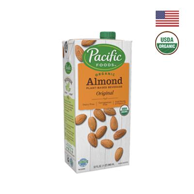 Sữa hạnh nhân hữu cơ Pacific 946ml