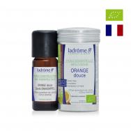 Tinh dầu Organic Cam ngọt hữu cơ Ladrome 10 ml